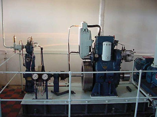Samofa 2-S-108 - Museumgemaal Cremer Termuntenzijl