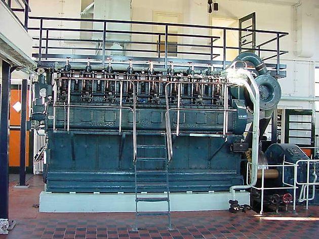 Werkspoor TMA278 - Museumgemaal Cremer Termuntenzijl