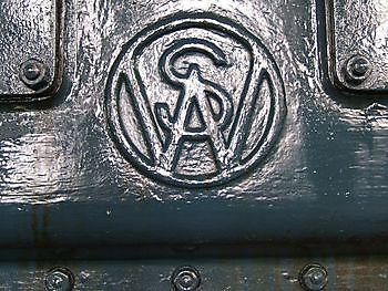 Logo werkspoor Museumgemaal Cremer Termuntenzijl