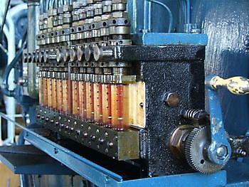 Cilindersmering Brons Museumgemaal Cremer Termuntenzijl