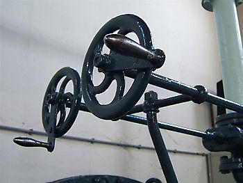 Afsluiters vacuümpompen Museumgemaal Cremer Termuntenzijl